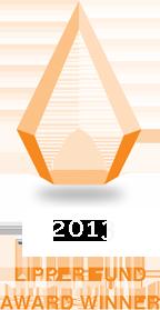 lipper award 2012